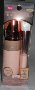 Physicians Formula Nude Wear Touch of Glow Foundation-Light 2-8-15