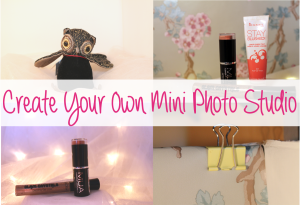 Mini Photo Studio