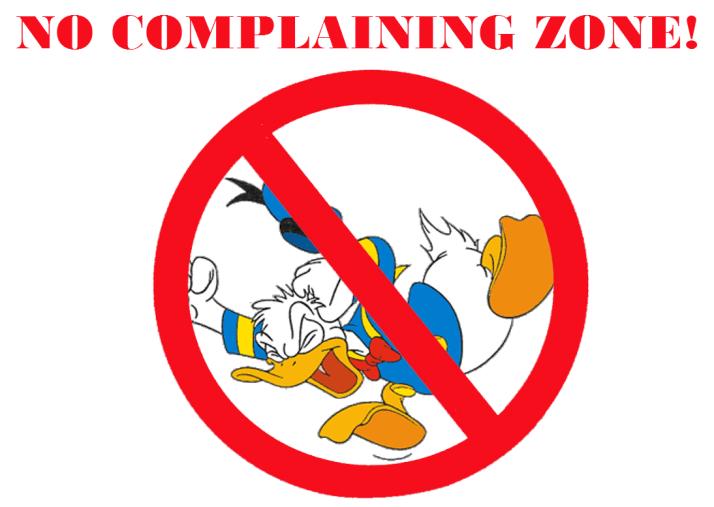 no complaining zone orlando espinosa