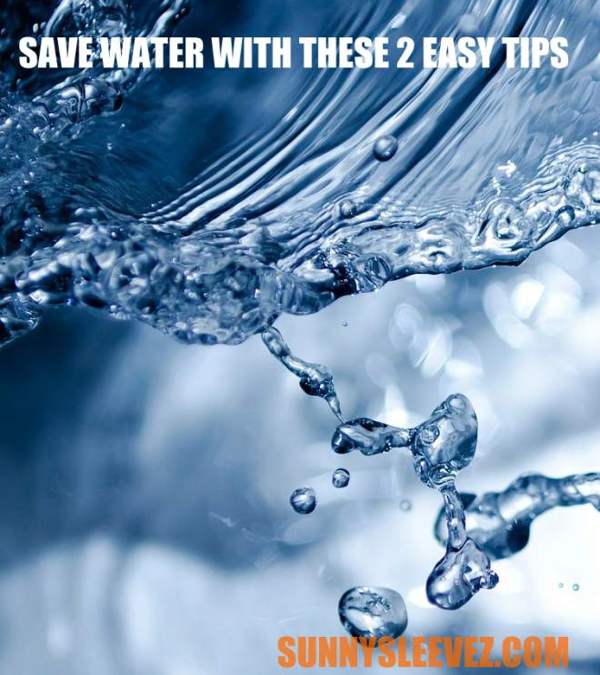SAVE WATER WISE ECO ENVIRONMENT