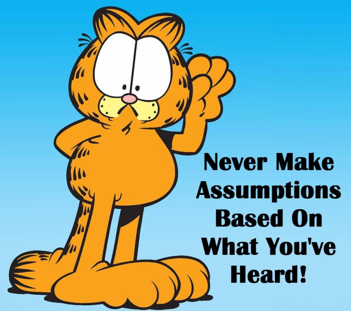 never make assumptions orlando espinosa