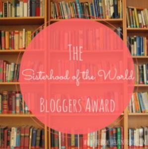sisterhood of the world blogger award