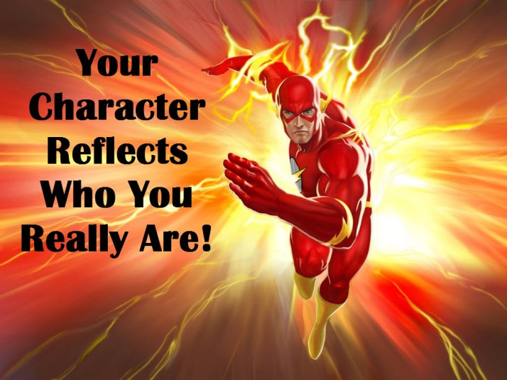 your character-orlando espinosa