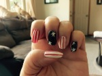 Fourth of July 2015 Manicure