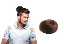 clip-on-man-bun