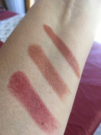 Lipstick Haul-Ulta 4-23-17-swatches