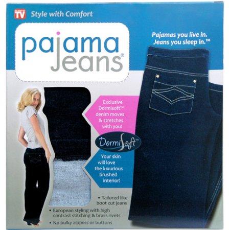 Pajama Jeans 4-10-17