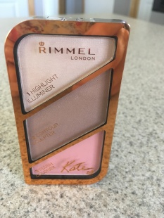 Rimmell Kate Moss Sculpting Palette in Coral Glow 4-23-17