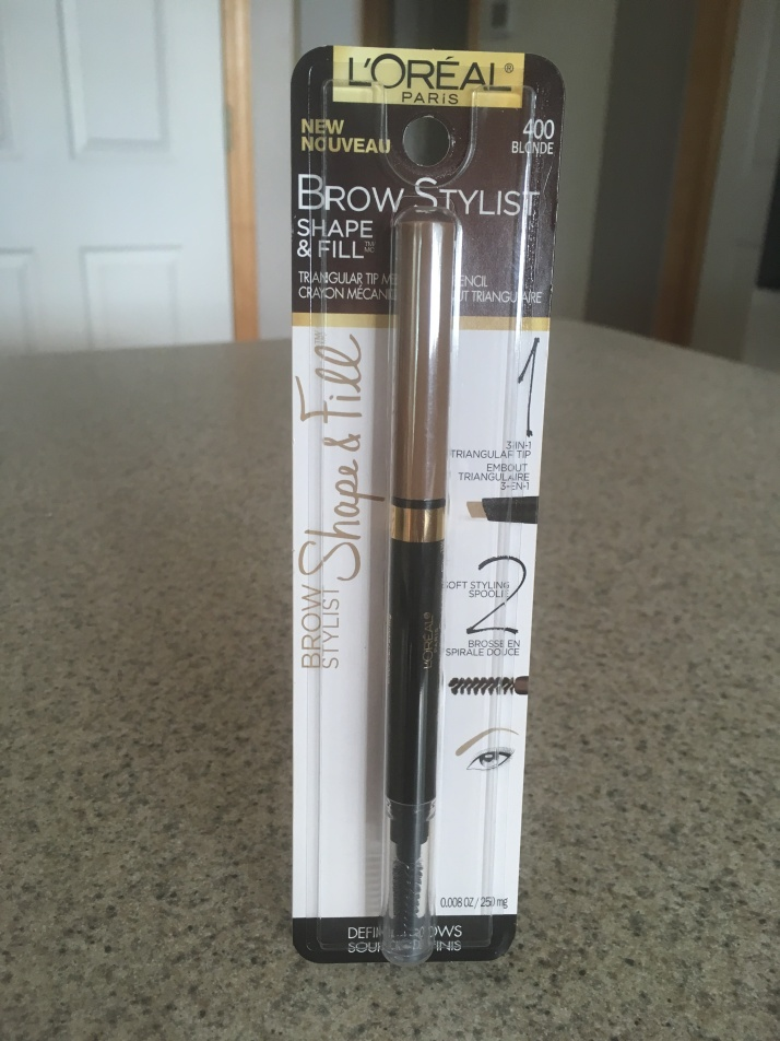 L'Oreal Brow Stylist 8-26-17