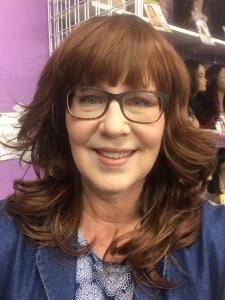 Brown wig 9-10-17-me