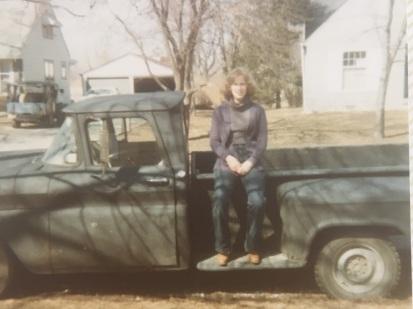 Chevy truck 1977