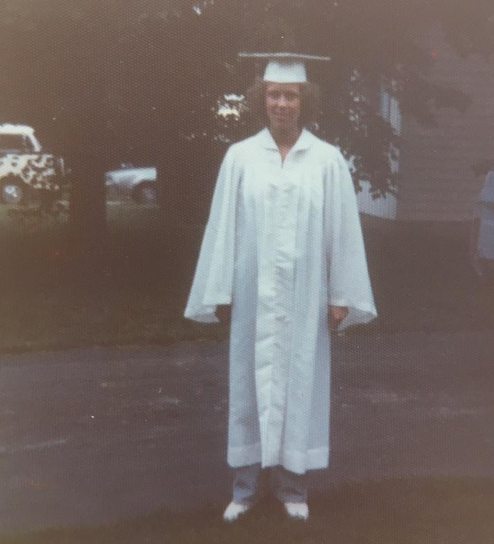 Graduation 1977