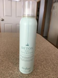 Drybar Detox Dry Shampoo 12-31-17