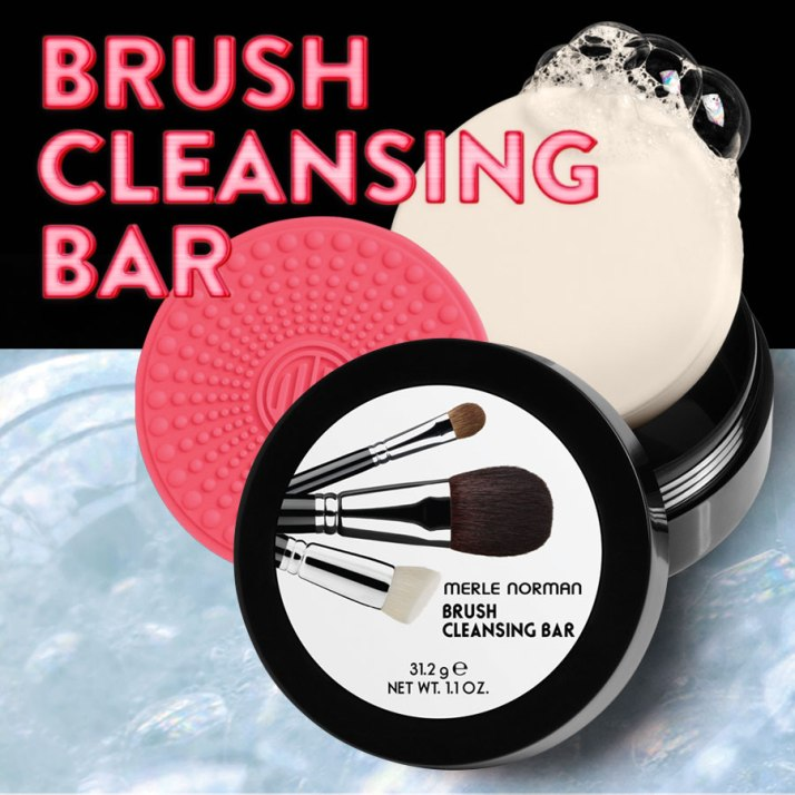 Merle Norman Brush Cleansing Bar 2-11-18