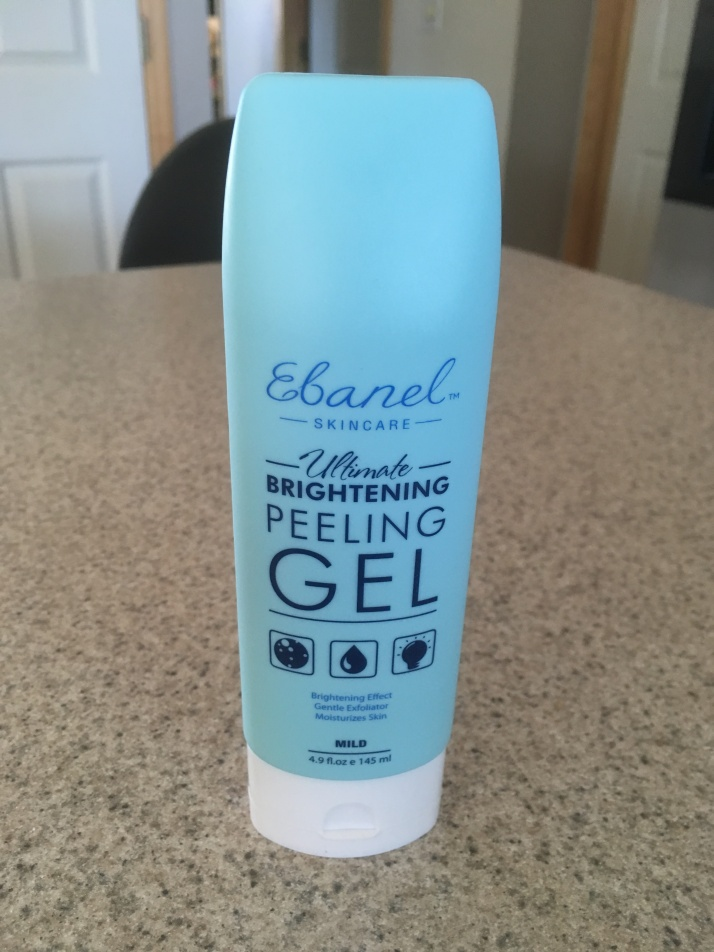 Ebanel Ultimate Brightening Peeling Gel 7-19-18