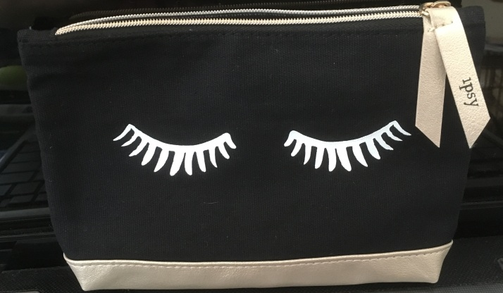 Ipsy Sept. 2018 Glam cosmetic bag 9-15-18