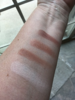 Ulta Haul 10-14-18 L.A. Girl eye shadow swatches