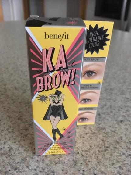 Benefit Ka Brow Ulta 3-24-19