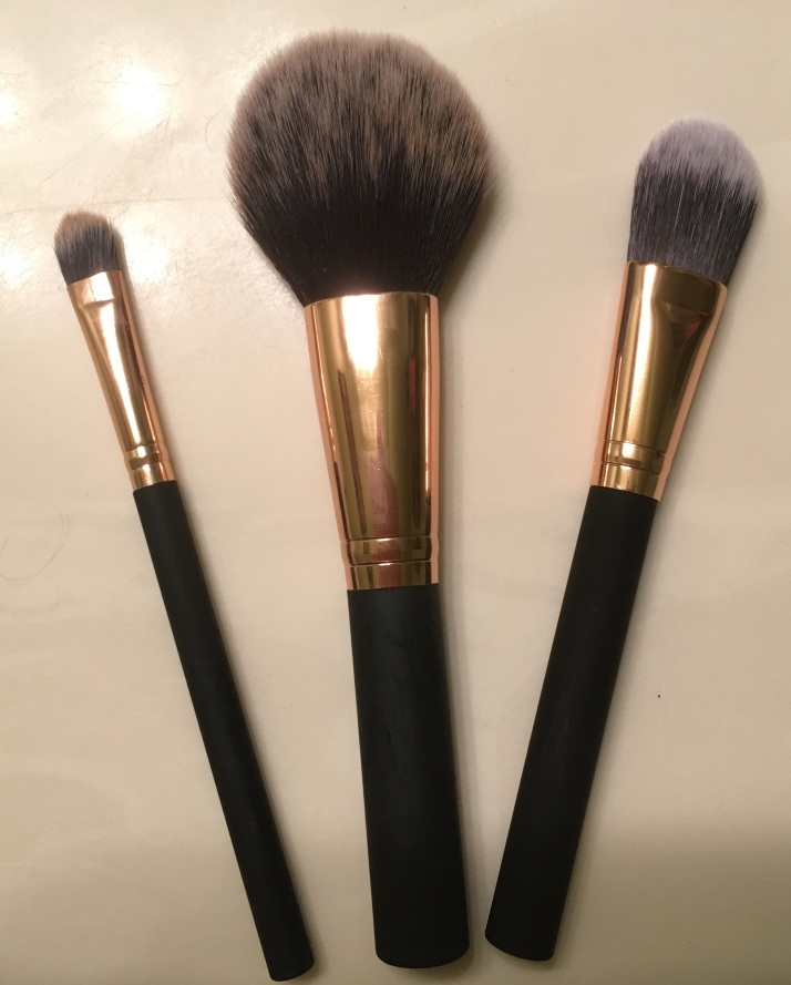 Walgreens Beauty Perfect brush set-1 4-15-19